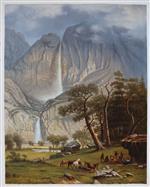Cho-Looke, Yosemite Waterfall