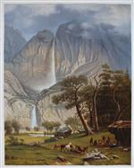 Cho-Looke, Yosemite Waterfall