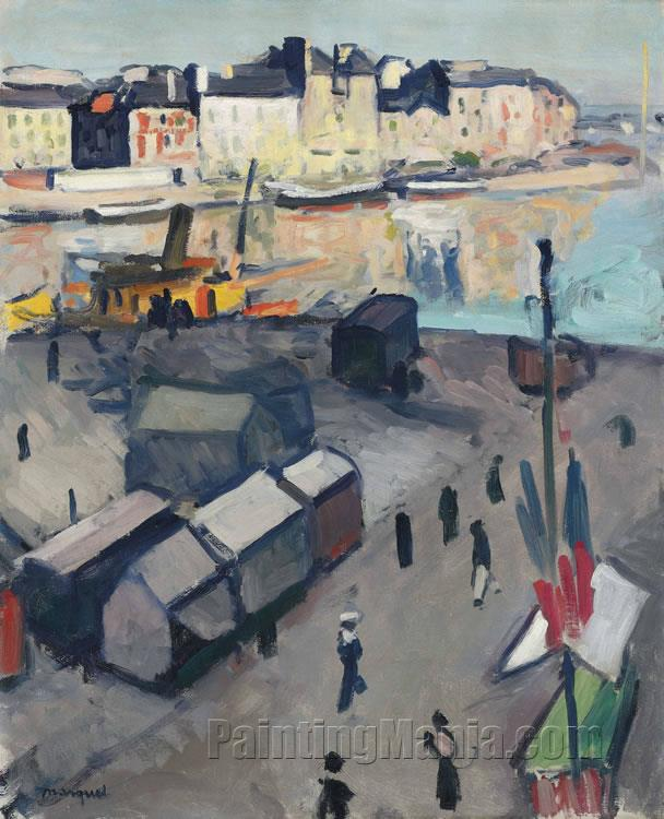 Havre, the Basin