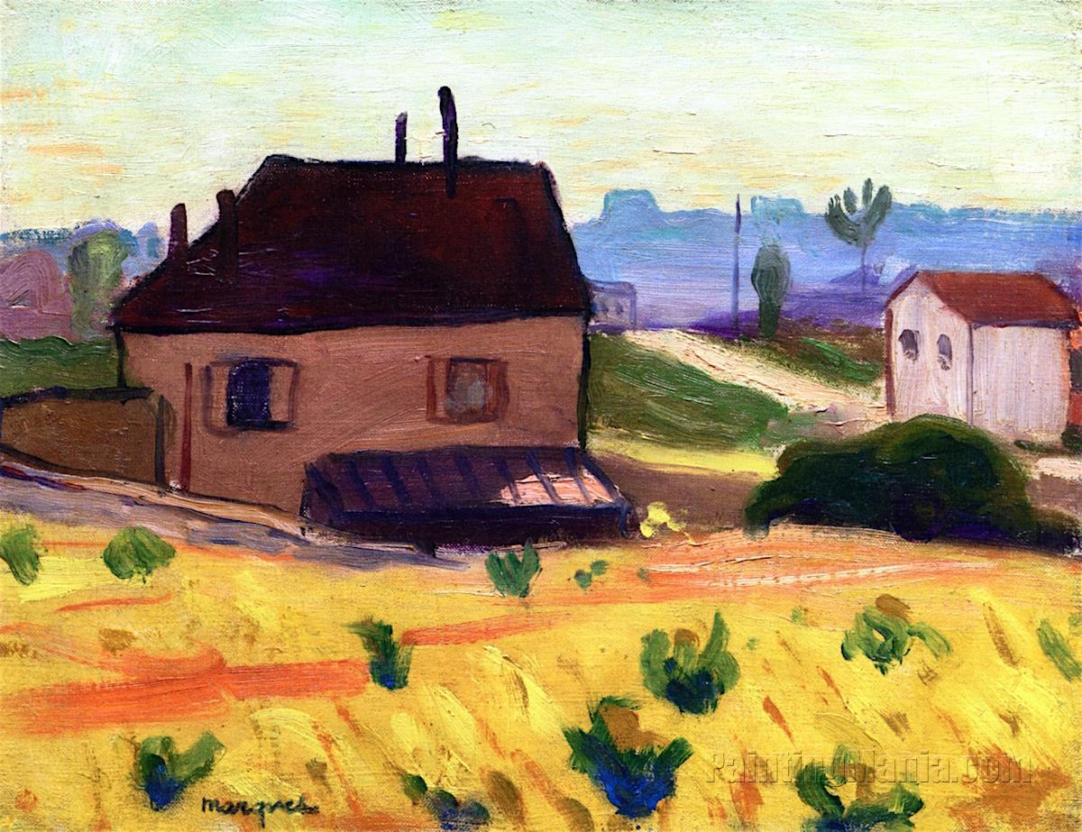House in Arcueil-Cachan