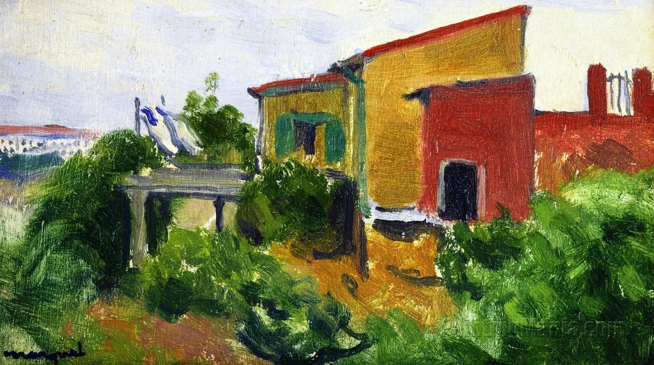 Houses, Algiers