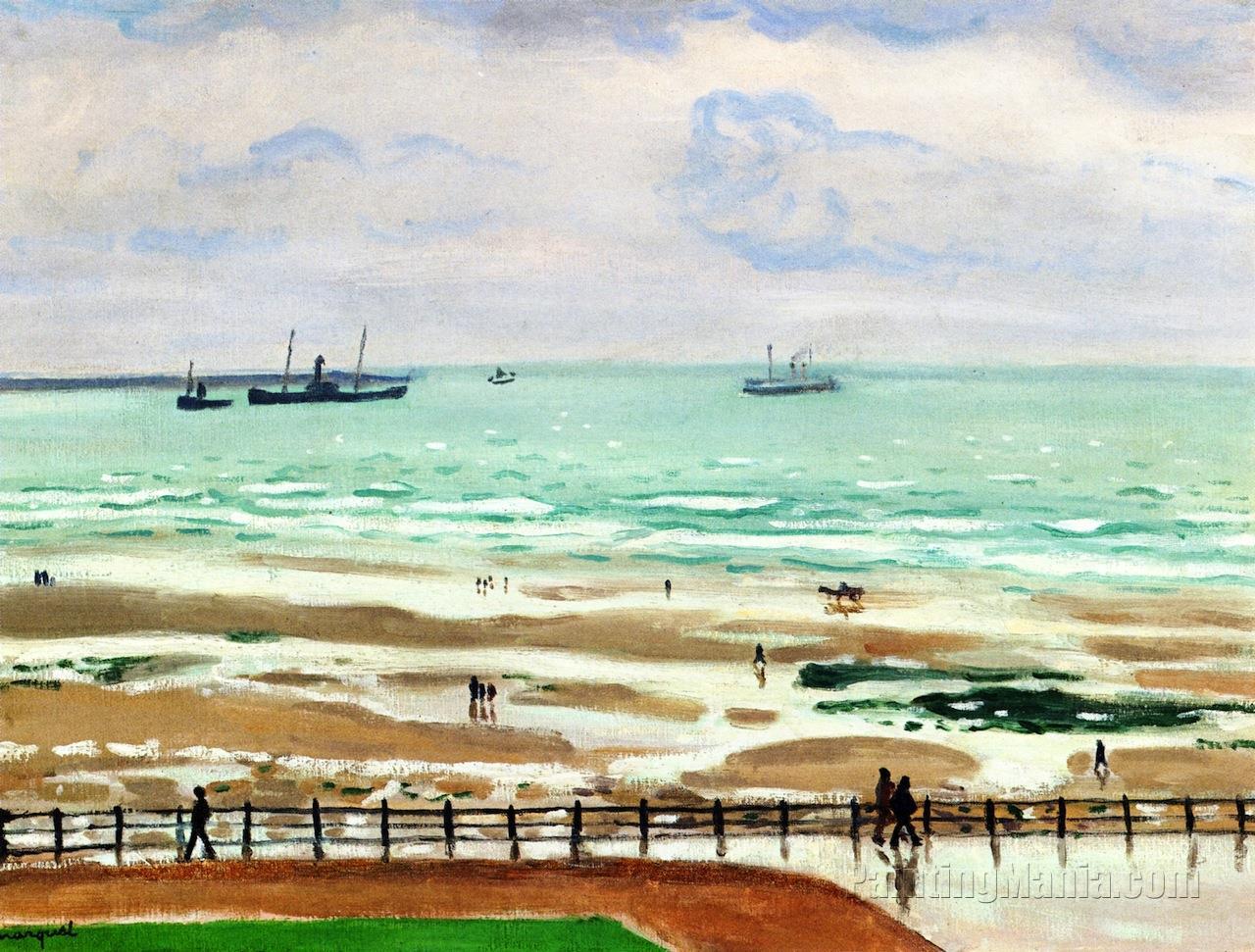 Image Bord De Mer la digne ste beuve a boulogne-sur-mer (au bord de la plage)