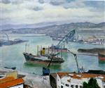 Alger, le Port d'Agha