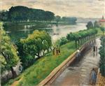 Au bord de la Seine, la Frette