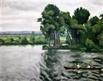 Banks of the Seine at Poissy
