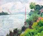 Banks of the Seine at Triel