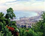 The Bay of Algiers