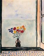 The Bouquet on the Window, la Goulette