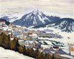 Davos under the Snow