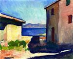 House at Saint-Tropez
