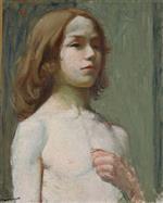 Torso of Little Girl