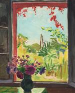 The Window in Mericourt