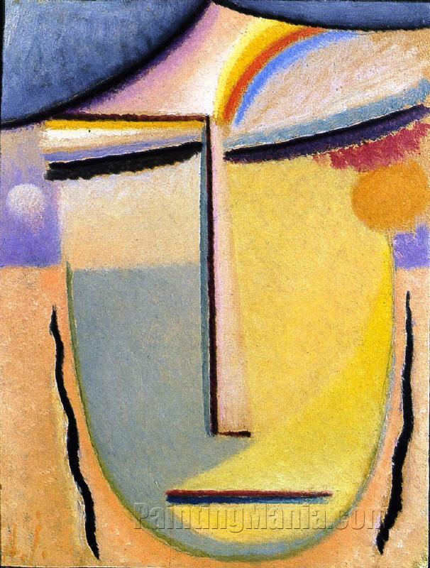 Abstract Head 16