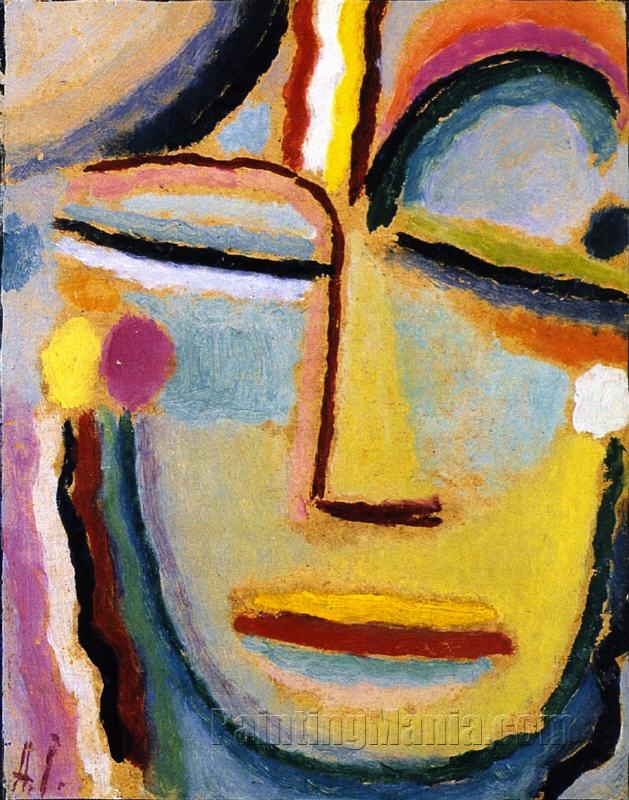 Abstract Head 6