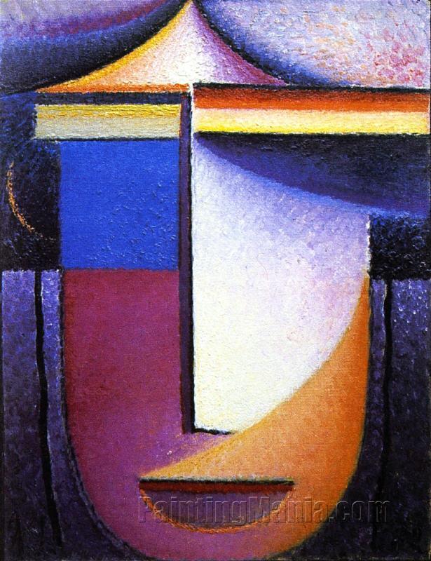 Abstract Head: Herod