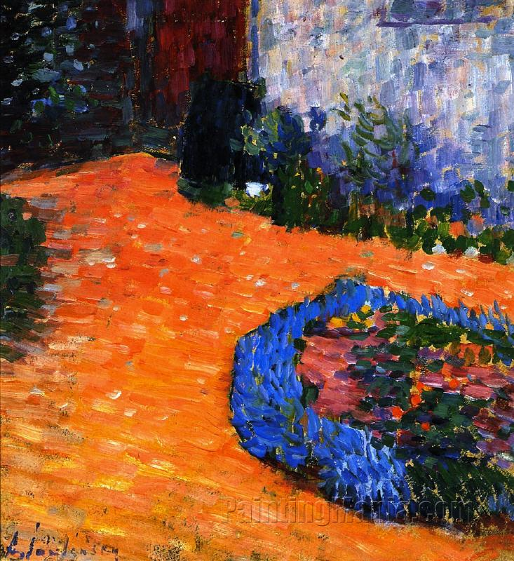 Andreas' Garden - Carantec