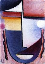 Abstract Head 15