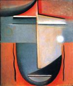 Abstract Head: Love