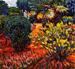 Garden at Carantec