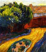 Garden Path in Carantec
