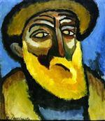 Head of an Old Man with Beard