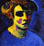 Head of a Woman 1911
