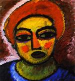 Head of a Woman 1912