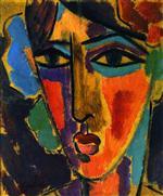 Woman's Head 1913