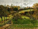 Autumn Landscape, Louveciennnes