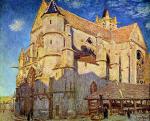 Church of Moret Sun