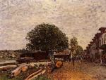 Construction Site at Saint-Mammes 1880