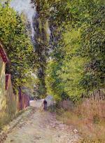 Near Louveciennes