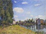 Pont Moret in Summer