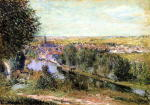 View of Moret