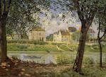 Village on the Banks of the Seine (Villeneuve-la-Garenne) 2
