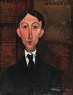 Bust of Manuel Humbert