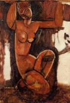 Caryatid 1912