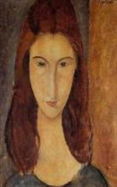 Jeanne Hebuterne 2