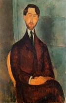 Leopold Zborowski 1919