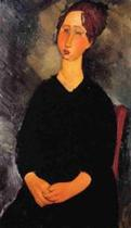 Little Serving Woman (Burgundian Woman)