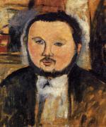 Portrait of Diego Rivera 1