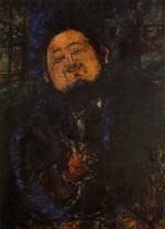 Portrait of Diego Rivera 3