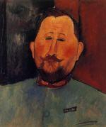 Portrait of Doctor Devaraigne