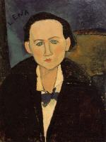 Portrait of Elena Pavlowski