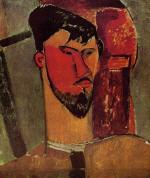 Portrait of Henri Laurens 1915