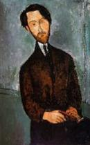 Portrait of Leopold Zborowski