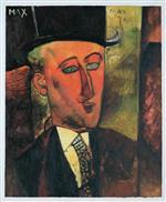 Portrait of Max Jacob