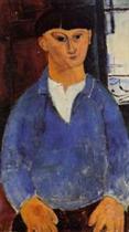 Portrait of Moise Kisling