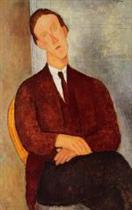Portrait of Morgan Russell