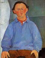 Portrait of Oscar Meistchaninoff